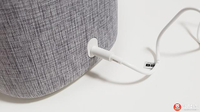小米小愛音箱HD開箱評測:網紋織布覆蓋設計。一款旗艦級智能音箱 - 每日頭條