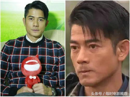 20年過去,鄭伊健,郭富城這兩位男神已不是曾經的步驚雲,聶風了 - 每日頭條