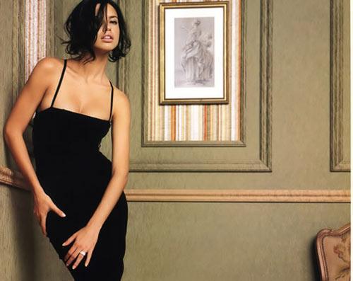 阿德瑞娜·利瑪當真是我見過最性感的超模 - 每日頭條