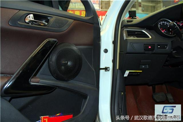 標緻508改裝德國ETON汽車音響 俄羅斯Autofun隔音 - 每日頭條