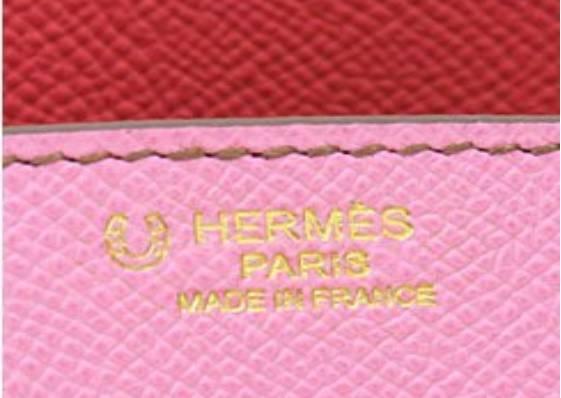 最強幹貨 Hermes(愛馬仕)的刻印真假鑑定技巧 - 每日頭條