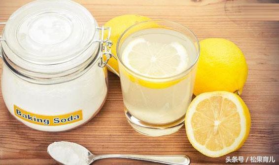 檸檬汁和蘇打粉:一個神奇的組合。可以挽救生命! - 每日頭條