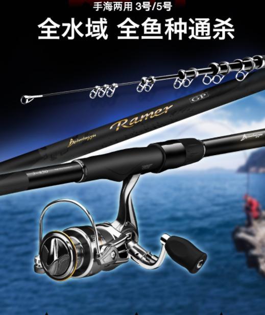 如何成為釣魚高手-釣魚的基本裝備(魚竿。魚線。魚輪) - 每日頭條