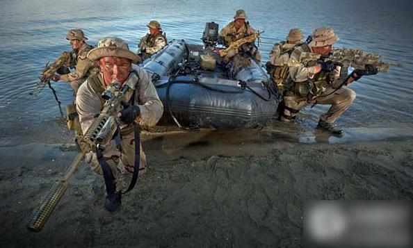 強兵對決只贏一招:三角洲部隊為何強於海豹突擊隊? - 每日頭條