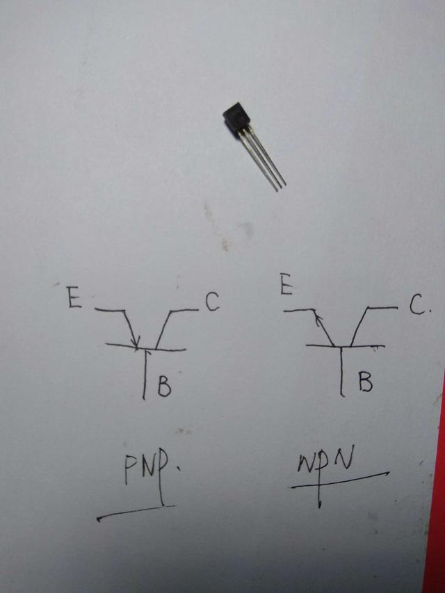 萬用表測三極體的放大倍數,先測下是NPN型還是PNP型,需要的收藏 - 每日頭條