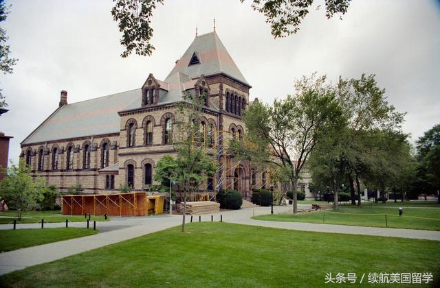 最開放的常春藤大學——布朗大學 - 每日頭條