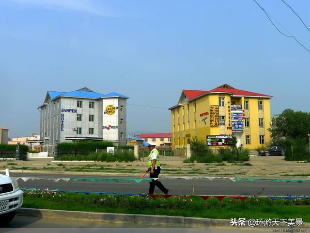 蒙古國的4大城市是什麼景象?第二大城市人口還不如中國一個鎮 - 每日頭條