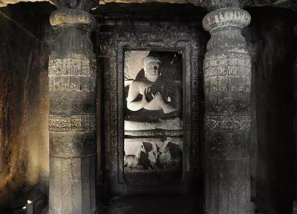 阿旃陀石窟:印度佛教歷史變遷的縮影 - 每日頭條
