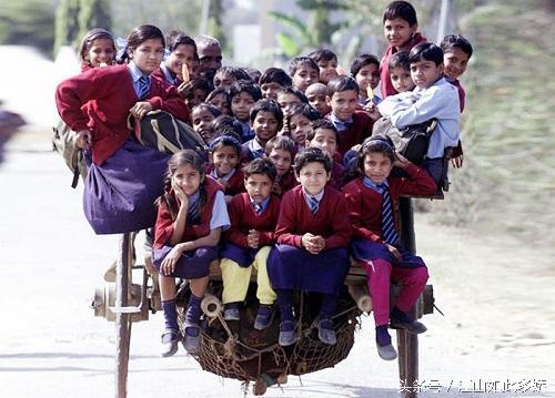 求學艱難!圖看世上最難走的九條上學路 - 每日頭條