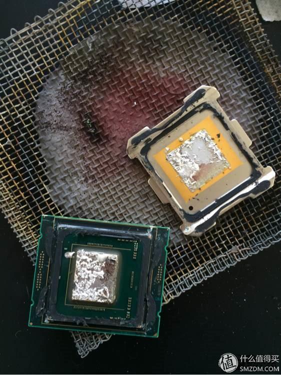 聽說你是矽脂U?6700K開蓋更換液金記錄 - 每日頭條