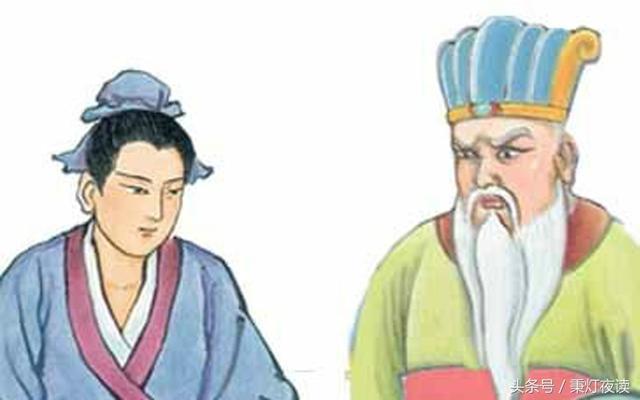 這書生厲害,憑判百年舊案當了皇帝!看看三國人物的前世今生! - 每日頭條