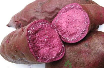 紫薯的功效與作用 - 每日頭條