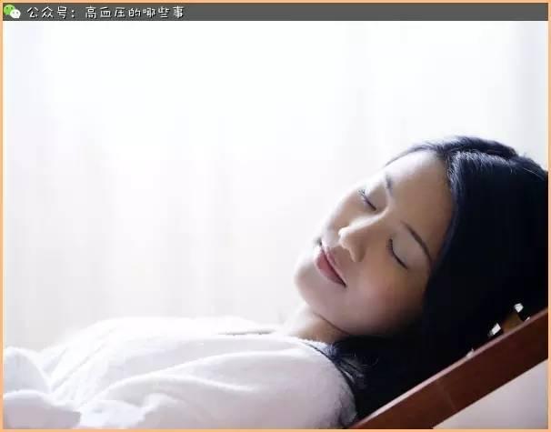 高血患者怎樣保證睡眠質量? - 每日頭條