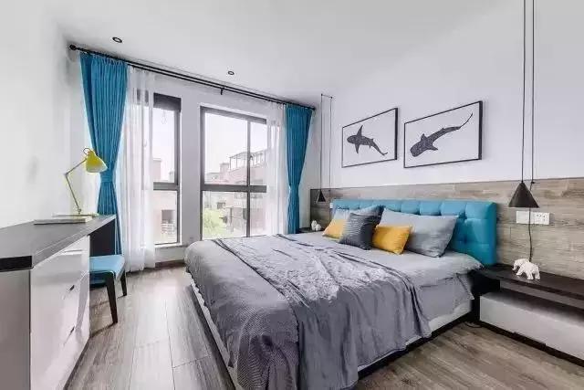 7種小臥室設計方案。房間告別雜亂髒 - 每日頭條