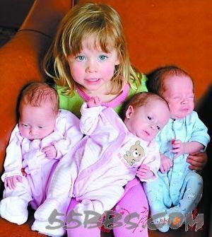 九張圖告訴你一胞胎到九胞的差異,看完別笑 - 每日頭條