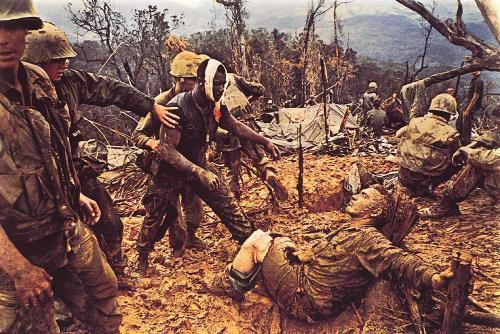 德浪河谷之戰,450美國大兵血戰2000越南精銳,美越第一次交鋒 - 每日頭條