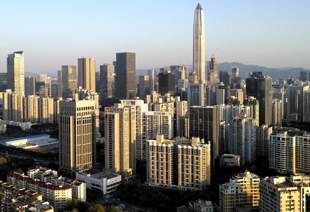 全球十大摩天樓城市排行榜,中國6城上榜,看看有哪些城市? - 每日頭條