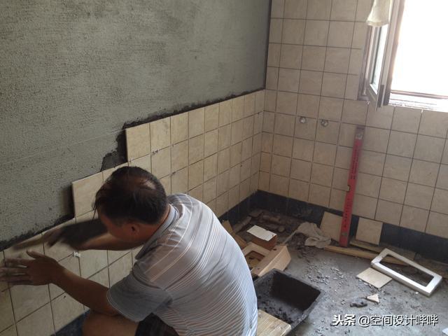 家裝乾貨!瓦工工程(1):剛剛裝修好的房子為什麼水泥又裂了? - 每日頭條