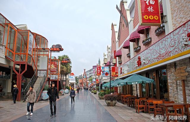 桂林正陽步行街:走完全程666米暗得「六六大順」口彩 - 每日頭條