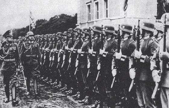 你知道德國的黨衛軍有多瘋狂嗎?二戰中的法西斯都是魔鬼 - 每日頭條