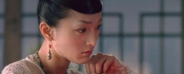 《夜宴》章子怡的婉後PK周迅的青女 - 每日頭條