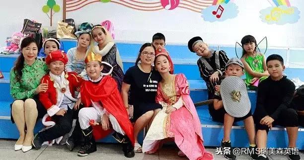 英文戲劇課程,小戲骨煉成記!——讓孩子用流利英語演一齣好戲! - 每日頭條