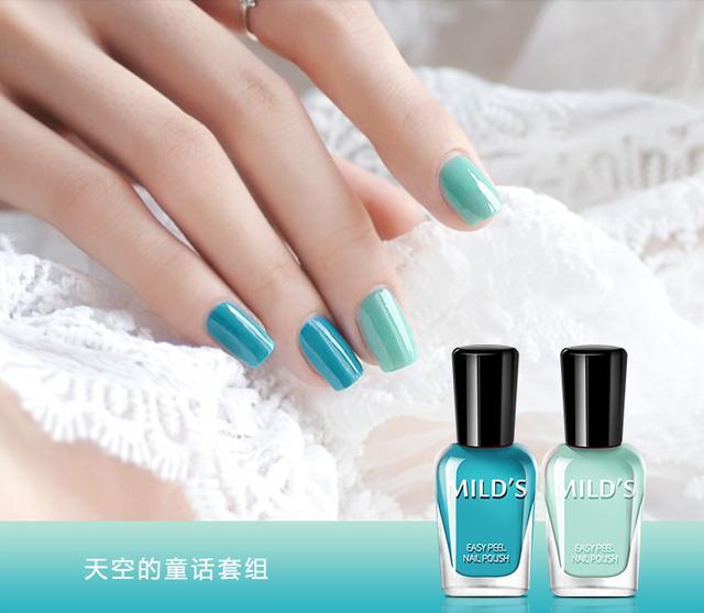 夏天塗這些顏色的指甲油,好看又超顯手白! - 每日頭條