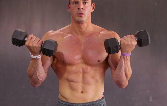 手臂怎麼練都不粗?5個原因告訴你為什麼! - 每日頭條