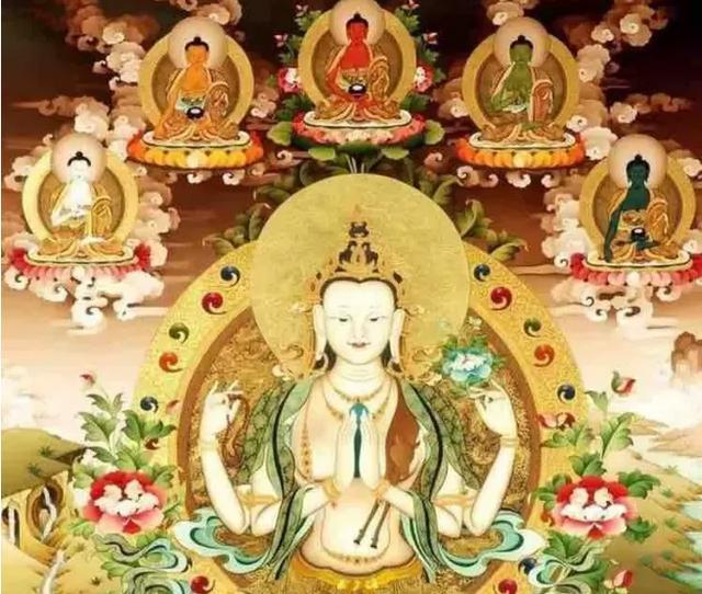 佛教密宗主要供養哪些佛像? - 每日頭條
