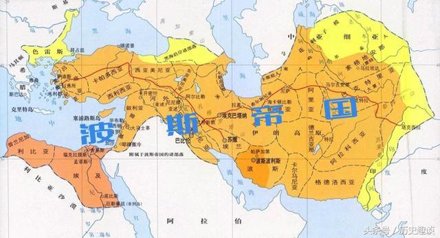 世界古代史上的六大超級帝國 - 每日頭條