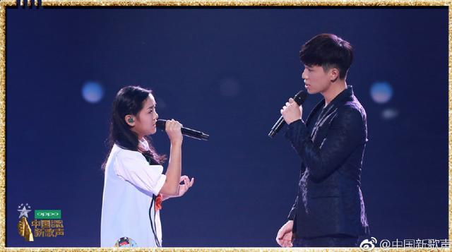 《新歌聲》周杰倫組決賽:陳穎恩意外出局 庾澄慶「痛苦」助唱 - 每日頭條