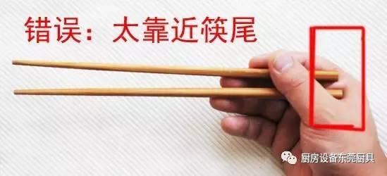 筷子的正確拿法圖解 筷子的使用方法 你的筷子握對了嗎 - 每日頭條