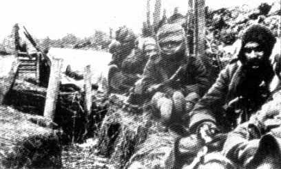 一戰英軍的僕從軍 印英軍隊在非洲被黑人土兵追打得跳海 - 每日頭條