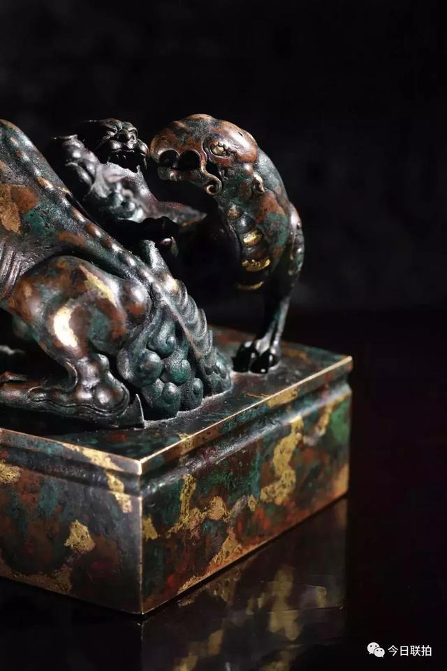 這件銅璽當年只賣8萬法郎。如今價值1.1億。好東西還要捂得起 - 每日頭條