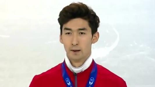 新科冬奧冠軍武大靖辛酸經歷:你滑過黑龍江凌晨4點的室外冰場嗎 - 每日頭條