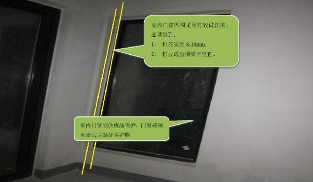 圖文解說。窗戶這樣施工才能有效防滲漏! - 每日頭條