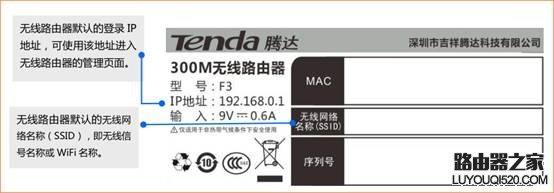 騰達(Tenda)路由器如何登錄192.168.0.1? - 每日頭條