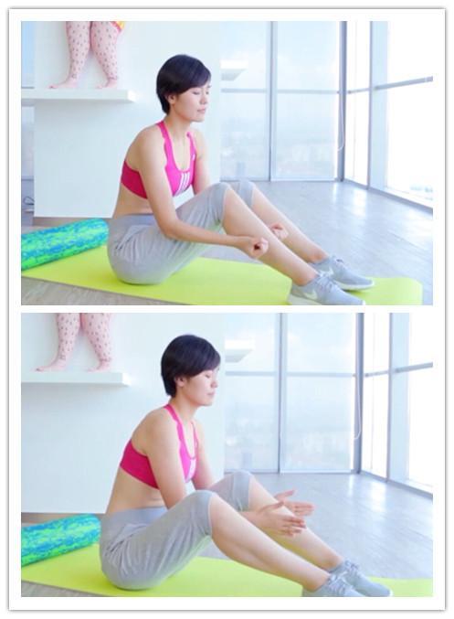 每天3分鐘。快速消除肌肉腿! - 每日頭條