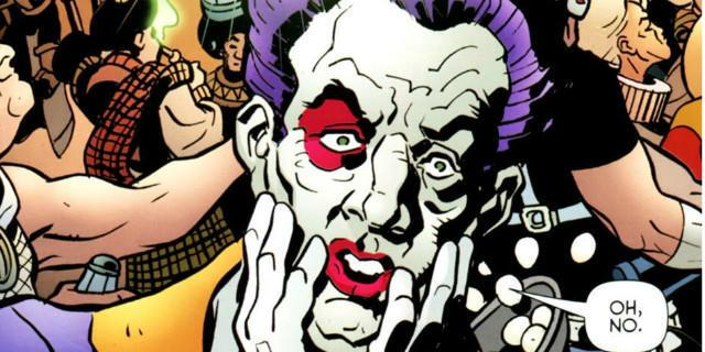 各種電影漫畫中排名第一的大反派居然是個沒有任何超能力小丑 - 每日頭條