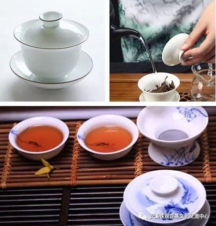 蓋碗泡茶的步驟 - 每日頭條