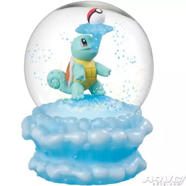 8款《精靈寶可夢》雪花水晶球將推出,萌死了 - 每日頭條