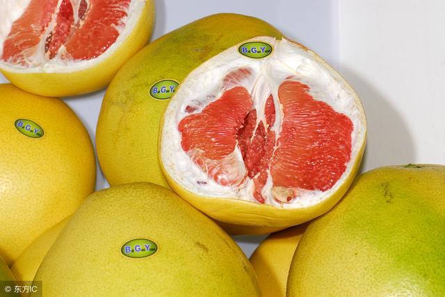 白心柚子和紅心柚子哪個更有營養? - 每日頭條