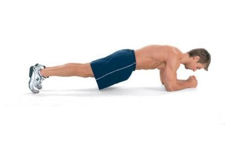 平板支撐可以瘦腿嗎 平板支撐怎麼練能瘦腿 - 每日頭條