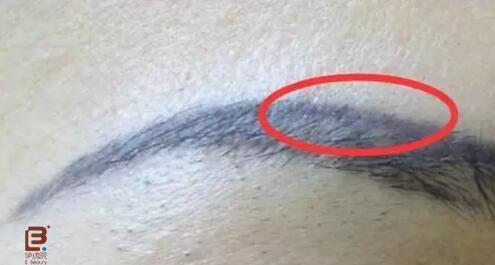 伊繡院:半永久紋眉。會傷到我自己的眉毛嗎? - 每日頭條