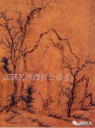 古代名家是如何畫枯樹的——唐宋元時期(下篇) - 每日頭條