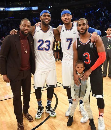 兄弟情!美媒曬出NBA里的兄弟組合 - 每日頭條