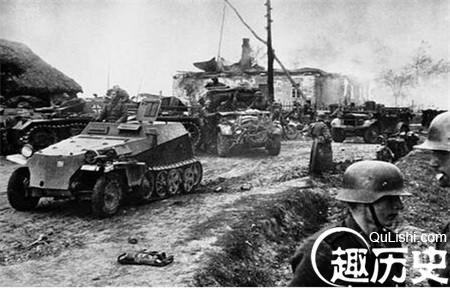 巴巴羅薩計劃:德國雖戰敗卻占領蘇聯大片領土 - 每日頭條