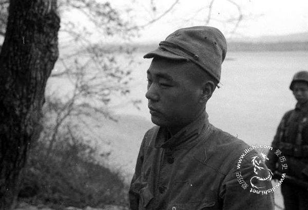 常德會戰中被中國軍隊俘虜的日寇 - 每日頭條