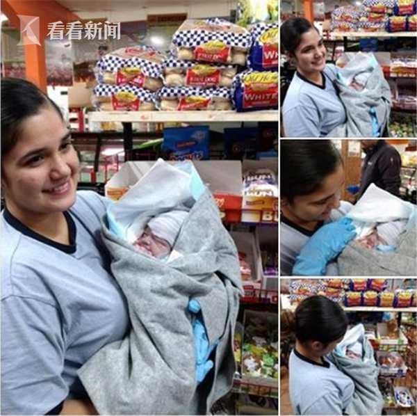 孕婦大叫「我要生了」 超市員工秒變「接生隊」 - 每日頭條