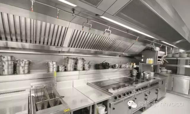 commercial kitchens kitchen exhaust 商业厨房及机电设计要点 每日头条